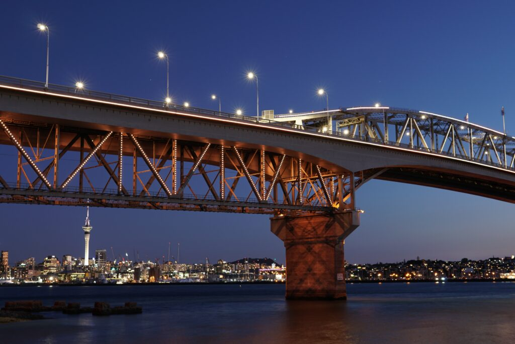 SkyPath Project Auckland